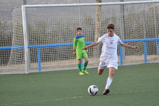 La EDM San Blas participó en el International Soccer Cup Madrid