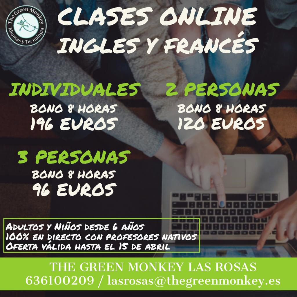 The Green Monkey Las Rosas